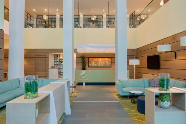 Claus Company expands with Element Amsterdam hotel